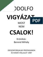 Berend Mihály