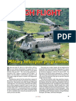 Helicopters Military