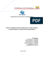Proyecto Iutaeb Manual de Control Interno Definitivo