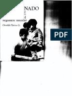 Niño Abandonado en Chile Osvaldo Torres