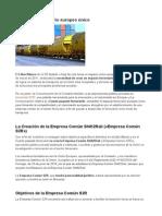 Espacio Ferroviario Europeo Unico