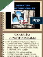 Diapositivas de Garantias