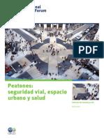 Peatones_seguridad Vial_espacio Urbano y Salud