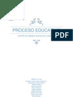 Proceso Educativo Informe A