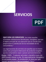 2. Servicios (1)