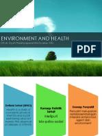 Lingkungan Dan Kesehatan