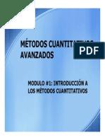 Mca - Ugl - Modulo #1 - Introduccion a Los Mc -Material de Apoyo - Agosto 2012