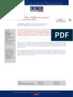 La ISO 9001 y TQM en Las Empresas Latinoamericanas Perú (1)
