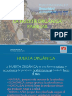 Huerta Orgánica - Cordoba