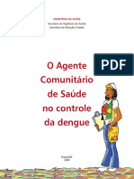 Agente Comunitario Saude Controle Dengue