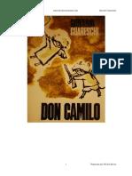Don Camilo - Un Mundo Pequeno - Giovanni Guareschi