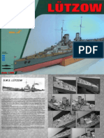 [Papermodels@Emule] [GPM 047] - Battlecruiser SMS Lutzow