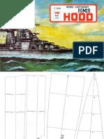 [Papermodels@Emule] [GPM 023] - Battlecruiser HMS Hood