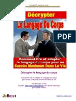 Langage Du Corps