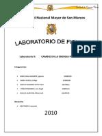 139372065 9no Informe Del Laboratorio de Fisica 1
