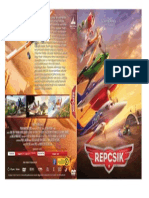 Repcsik borító DVD