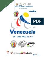 Guia 2014 51 Vuelta a Venezuela u