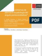 Signos y Síntomas de Alarma en La Patología Del Ángulo Pontocerebeloso
