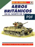 Carros Britanicos en El Norte de Africa (Carros de Combate 34)