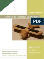 Proyecto Final - Estrategias