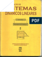 Identificacao Dinamica de Sistemas Lineares