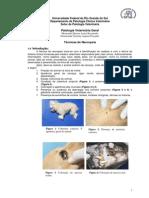 Manual de Necrópsia Com Fotos