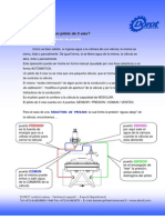 Dorot Boletín Técnico #01 - Piloto de 3 Vías