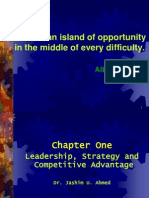 Chapter 1 - The Strategy