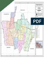 Peta Wilayah Depok