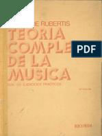 Teorc3ada Completa de La Mc3basica Parte 1 Victor de Rubertis