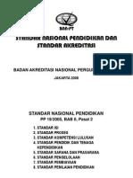 Standar Nasional Pendidikan Dan Standar Akreditasi H
