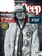 Skin Deep Tattoo Magazine - May 2014 UK