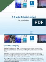 SSIndiaPrivateLimited_CompanyPresentation