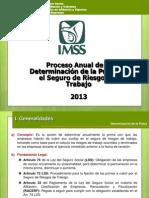 Determinacion Prima de Riesgo IMSS