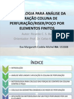 Disertação Metodologia Para Análise Da Interação Coluna de Perfuração