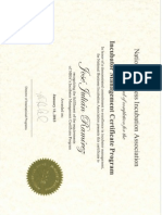 Certificado en Gerencia de Incubadoras de Empresas