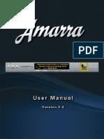 Amarra 2.4.1 User Manual