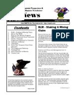 RMPTH JULY 2014 NEWSLETTER