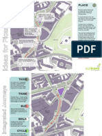 Ideas for Picardy Place - SUSTRANS