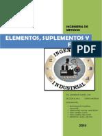 Elementos Fatiga y Suplementos Final