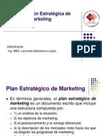 Planificacion Estratégica de Marketing