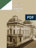 BNR-raport Anual 2013
