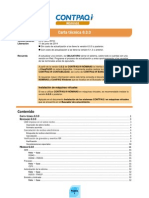 Carta Tecnica Cti Nominas 630