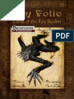 Fey Folio - Clans of the Fey Realm