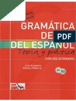 Gramatica de Uso Del Español a1 - A2