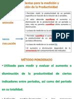 15. Métodos Deflactado y Ponderado