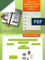 Metodos de Investigacion Juridica