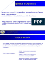 SIG Corporativo o Empresarial
