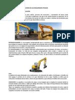 II. Caract y Aplic de La Maq Pesada