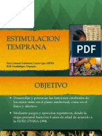 Estimulacion Temprana h.r Gpe Tepeyac